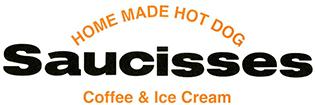 Saucisses[ソーシーズ]ホットドッグ、ハンバーガー、サンドイッチのカフェ